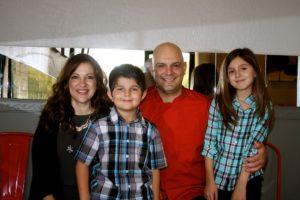 Sal & Dina Zappone family