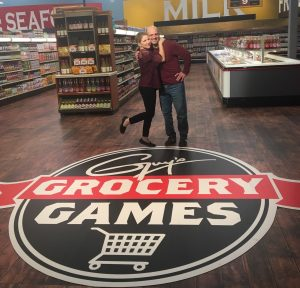 Sal & Dina Zappone on Guy's Grocery Games