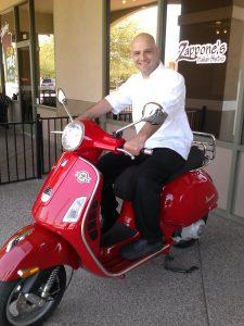 Sal Zappone - Chef, owner Zappone's Italian Bistro