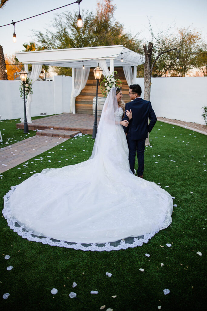 The Petite/Micro Wedding Package