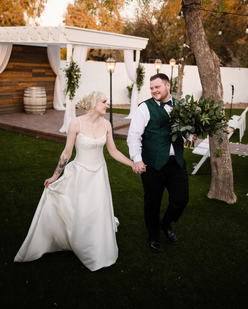 The Just Right Wedding Package